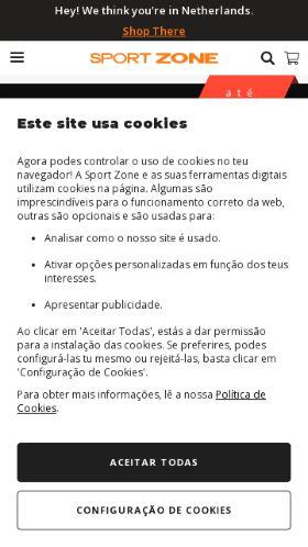 5b7c33dcc Código desconto Sportzone » 85% OFF » Cupão desconto Sportzone Maio 2019